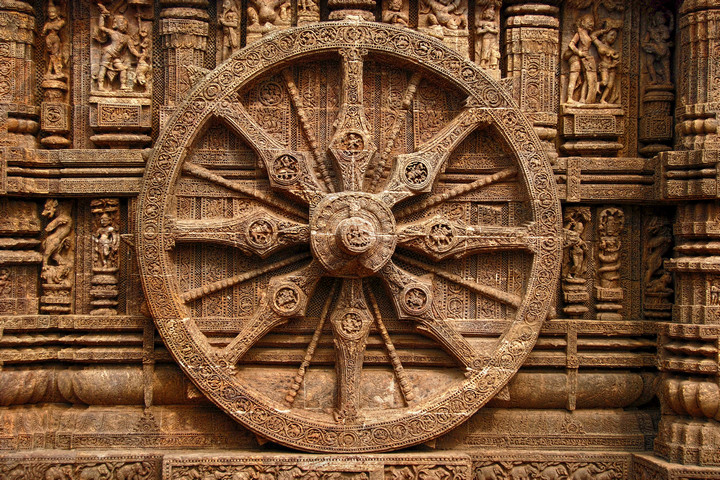 AB-1-11-7190-pn-ps WHEEL OF ARCHITECTURE
