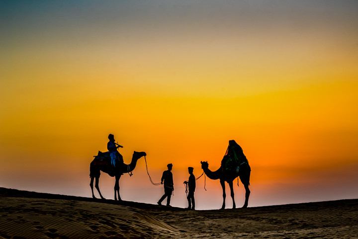 Mystique Thar Desert