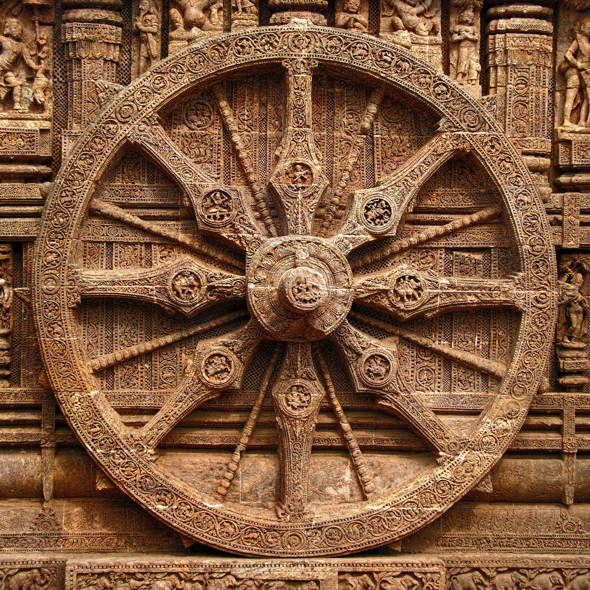 Wheel of Architecture